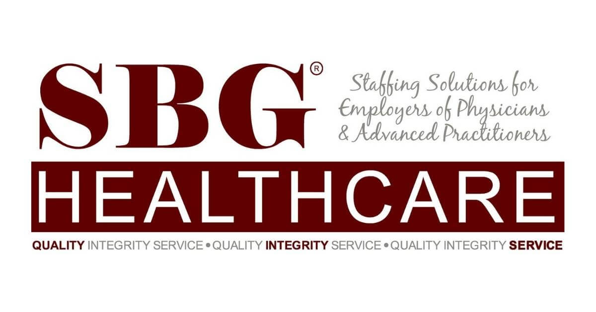 SBG Healthcare, LLC NP Jobs | View jobs on NPJobSite.com